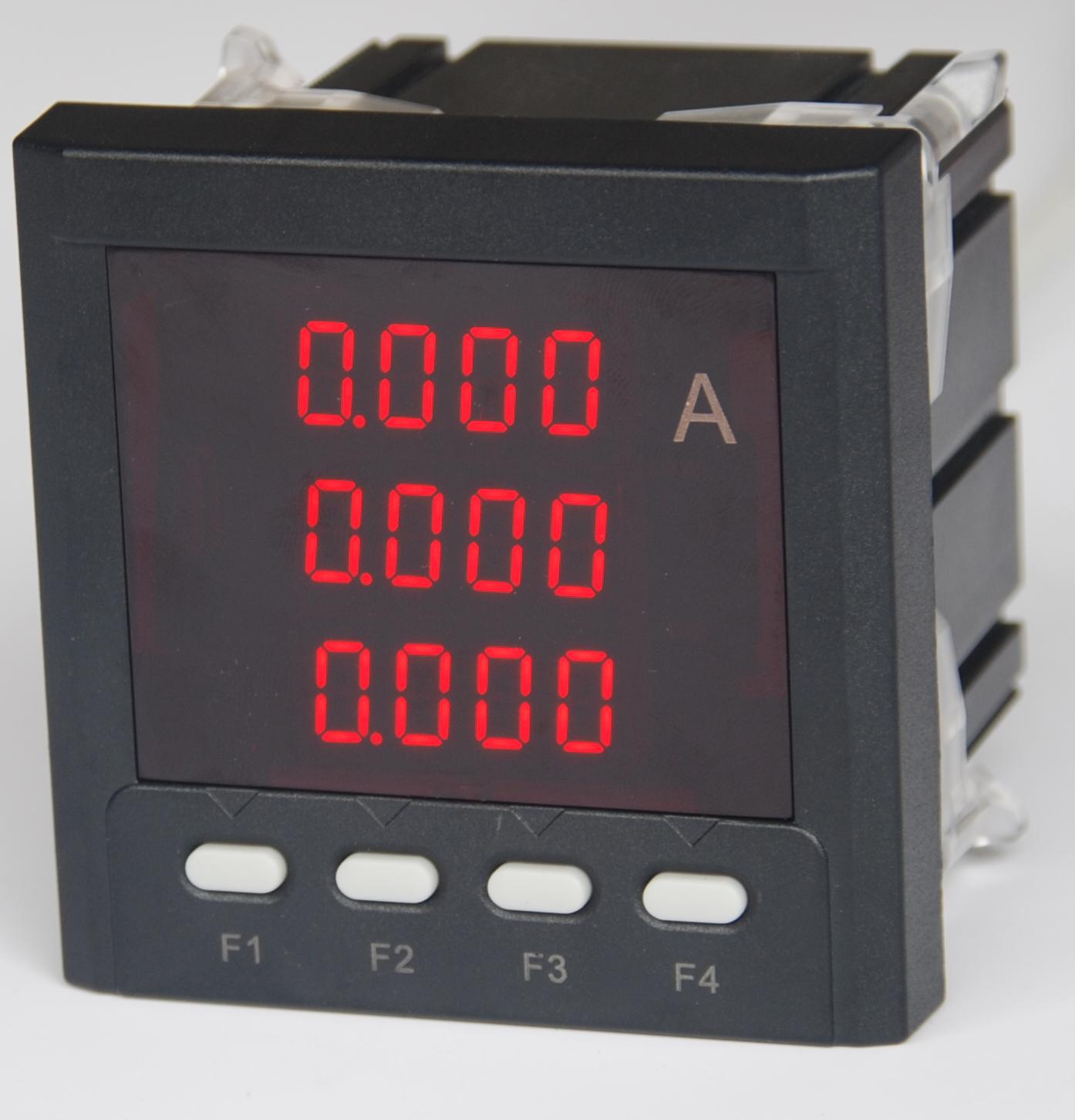 三相电力智能仪表,三相电力智能仪表详细资料-温州开